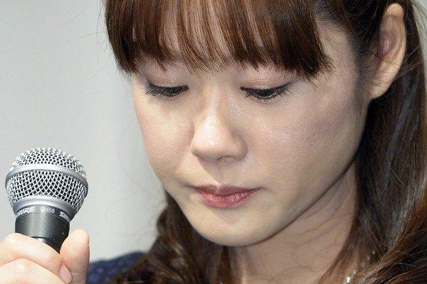 Haruko Obokataová.