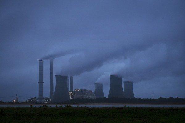 Obama žiada menej emisií.
