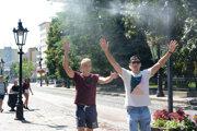 Výkyvy počasia budú podľa meteorológov v budúcnosti trápiť Košice.