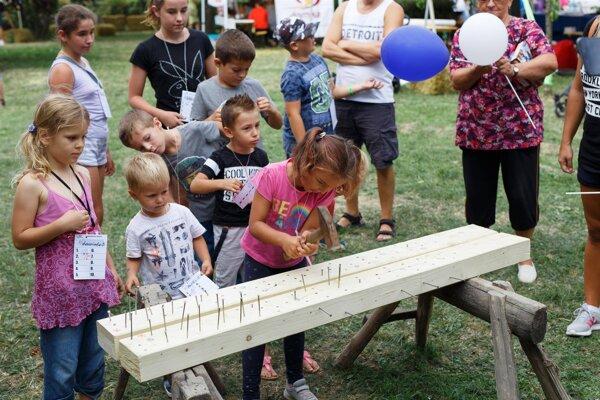 FARMzóna ponúkne deťom opäť bohatý program