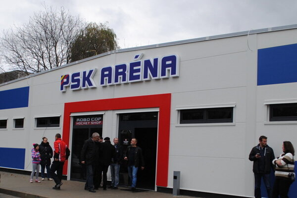 PSK aréna.
