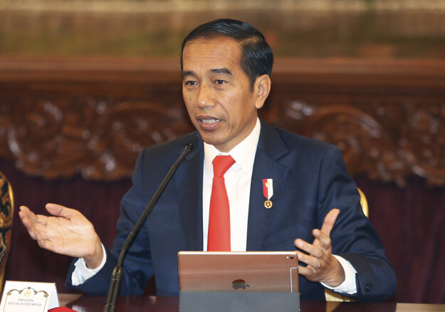 Joko Widodo, prezident Indonézie.