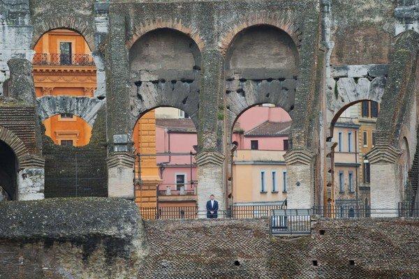 Rím je najmenej o storočie starší, ako tvrdí miestna legenda.