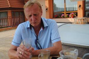 Ján Jakubov, starosta obce Turany nad Ondavou.