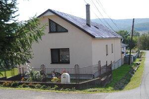 Rodný dom M. Gombitovej.