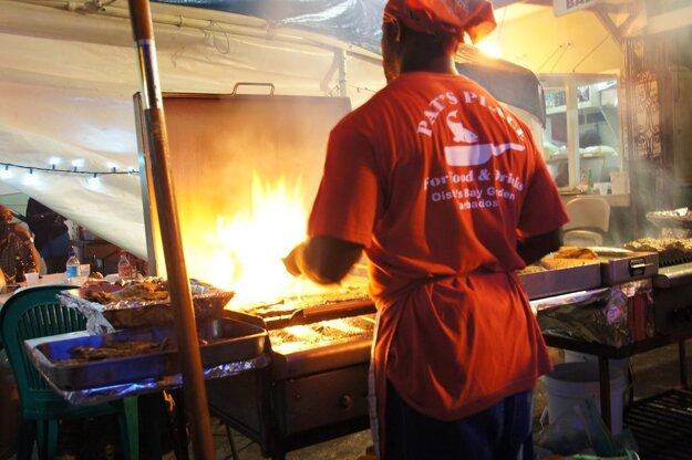 V piatok na Barbadose nájdete na menu iba ryby