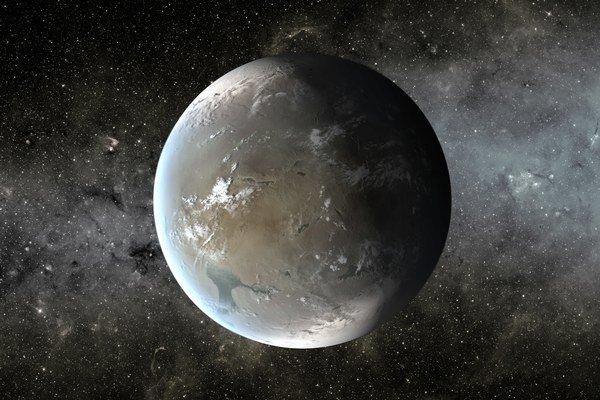 Planét ako Zem je veľa.