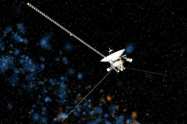 Sonda Voyager 1.