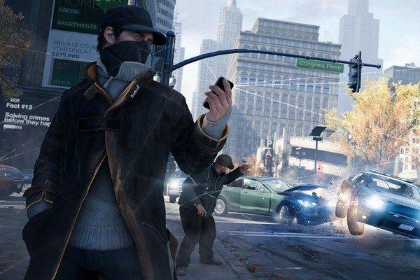 Hacker, ktorý odpočúva telefóny a vie manipulovať so semaformi, sa objaví aj v počítačovej hre Watch dog.
