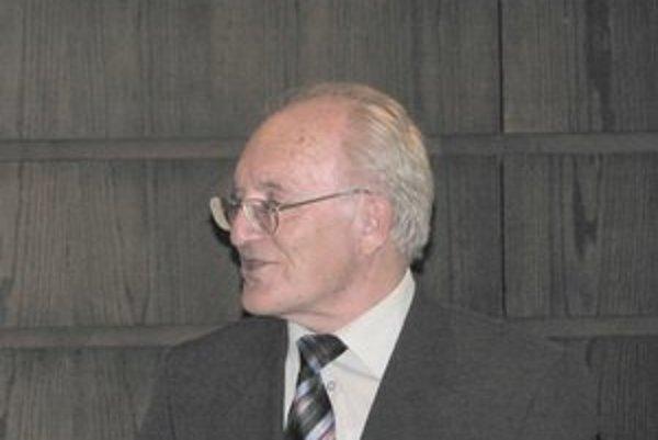 Štefan Šáro spoluzakladal jadrovú fyziku na Slovensku.