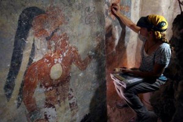Najstarší mayský kalendár našli archeológovia v Guatemale. Objavili ho vďaka vykrádačom  pamiatok.