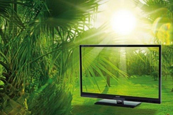 So spotrebou 89 wattov je Sharp 52LE830E jedným z najúspornejších televízorov vo svojej triede.
