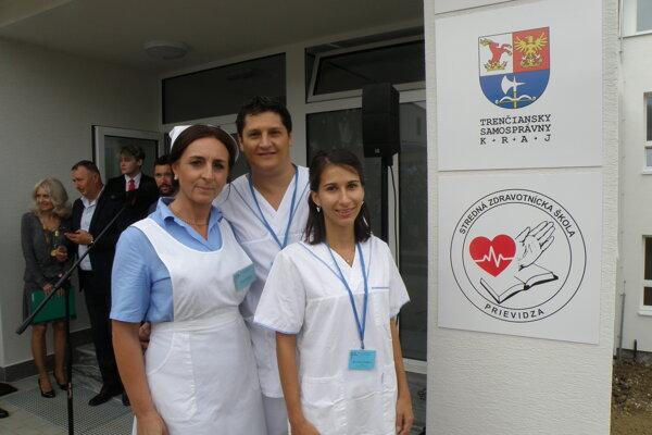 V zdravotníckej škole budú vyučovať odbor praktická sestra.
