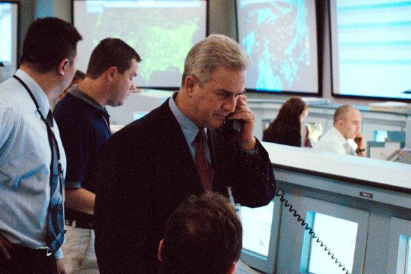 Ben Sliney z Federálneho leteckého úradu vo filme United 93. Let č. 93. Hrá v ňom samého seba.