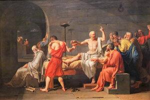 """Sokrates už v piatom storočí pred našim letopočtom vyslovil vetu: """"Viem, že nič neviem."""""""