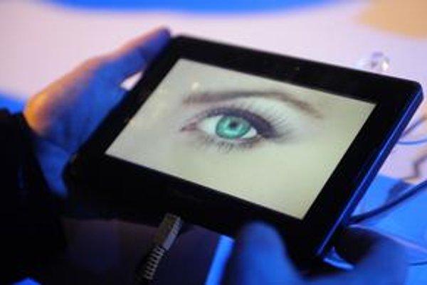 PlayBook od firmy RIM je len jedným z chystaných konkurentov iPadu.