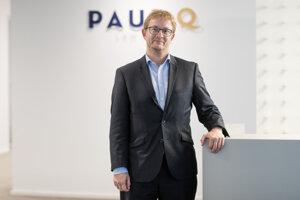 Advokát Tomáš Kamenec, partner advokátskej kancelárie Paul Q.