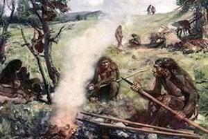 Neandertálci jedli nielen mäso, ale aj datle či strukoviny.