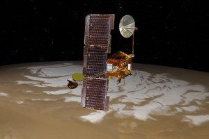 Sonda Mars Odyssey.