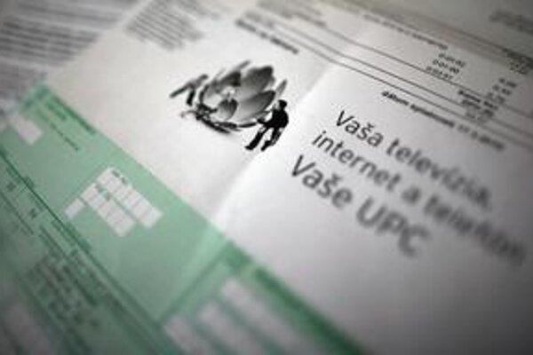 Spoločnosť UPC chce od klientov peniaze za službu, o ktorú nemusia mať záujem, dokonca o nej nemusia ani vedieť.