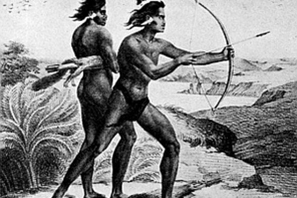 Indiáni zrejme nie sú pôvodní obyvatelia Ameriky.