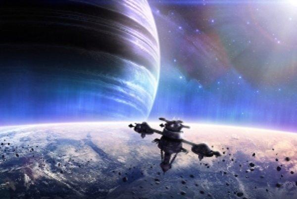 Ako si mimozemský svet predstavujete vy?