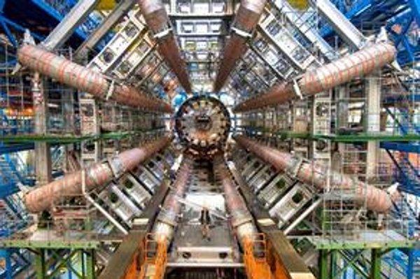 Veľký hadrónový urýchľovač častíc