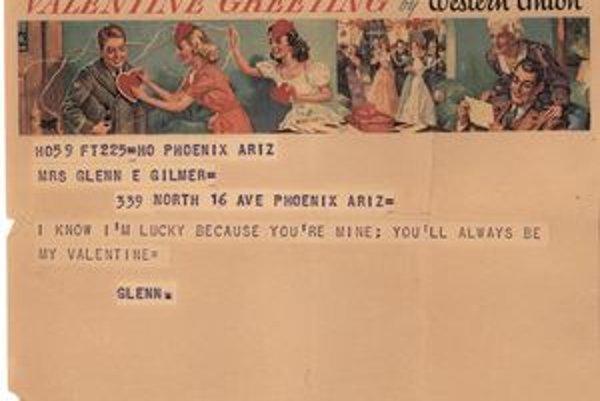 Spomeniete si ešte na dobu telegramov?
