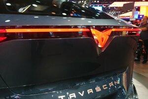 Autosalón Frankfurt 2019 - Cupra Tavascan
