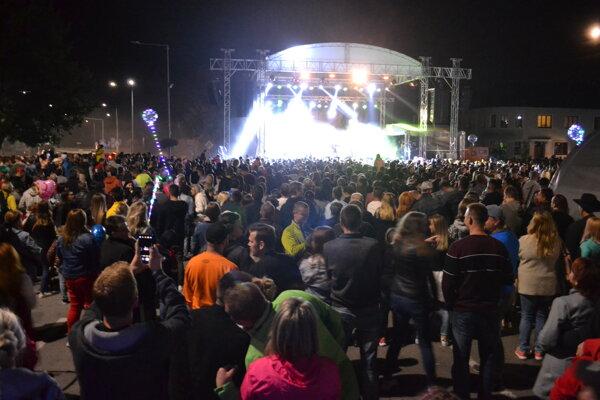 Na Dni mesta Lipany prišli stovky spokojných návštevníkov.