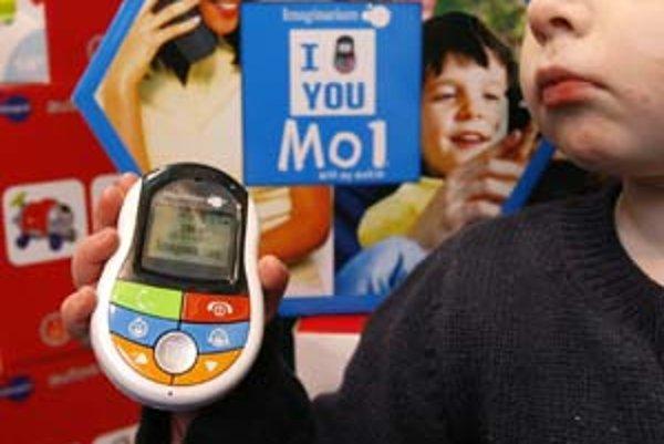 Mobily aj pre úplne najmenšie deti? Možno to nie je až taký úžasný nápad.