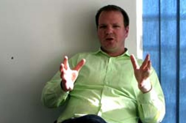 Martin Adámy, autor servera Primar.sk.