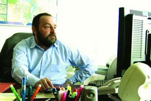 Ivan Wlachovský, šéfredaktor Vlaky.net.
