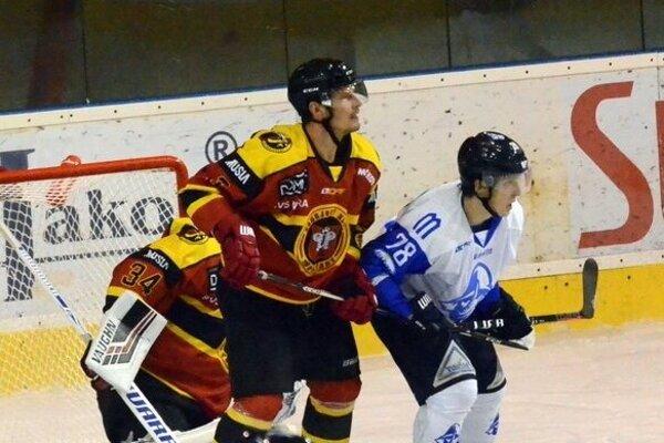 Dôležitý tretí gól Martina strelil Matúš Rudzan.