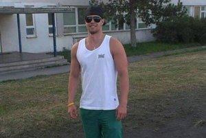 Kondičný tréner prievidzských futbalistov.