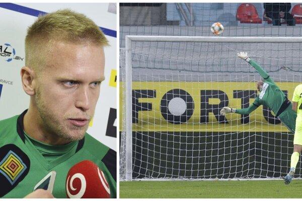 Pohotové skoky Branislava Pindrocha boli korunkou obetavého výkonu FC ViOn.