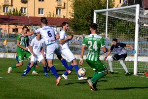 Výsledok zápasu Sp. N. Ves - Prešov zapadol do rámca 9. kola III. ligy Východ.