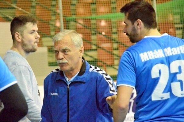 Ladislav Bíro, tréner Martina.