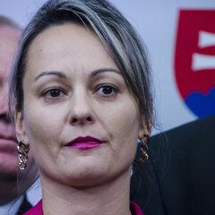 Soňa Gaborčáková.