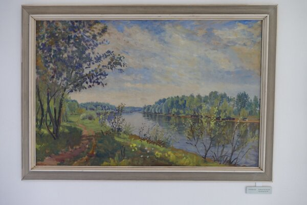 Jedno z diela A. Dubrovského.