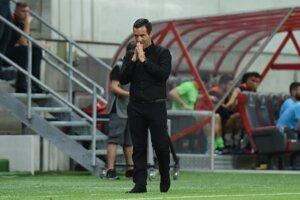 Ricardo Chéu, tréner FC Spartak Trnava.