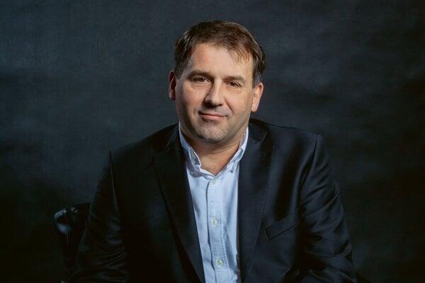 Prezident MSM Group Marián Goga