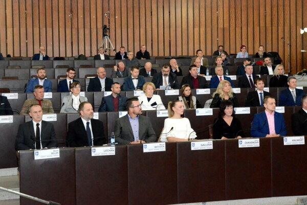 Vo štvrtok 26. septembra zasadá Mestské zastupiteľstvo v Martine.
