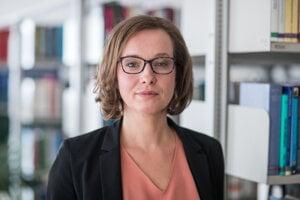 Česká politologička Anna Durnová.
