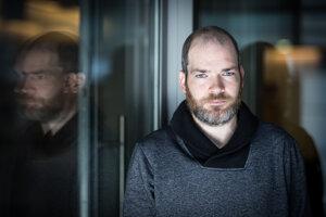 Dokumentarista a fotograf Juraj Mravec.