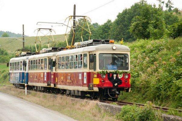V prvej polovici tohto roku električka previezla 4662 cestujúcich.