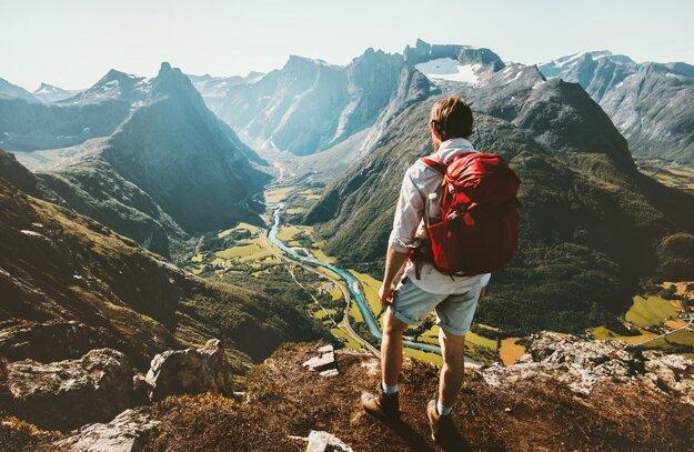 Sabatikal sa často využíva na cestovanie.