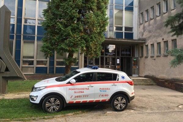 Tragédia sa stala na košickej Leteckej fakulte TU.