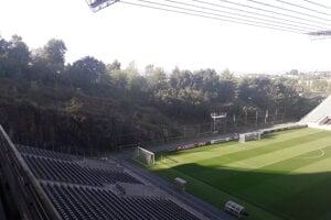 Štadión klubu Sporting Braga.