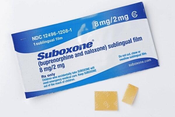 Podľa znalkýň Soboxone pri nekontrolovanom užívaní vyvoláva závislosť.